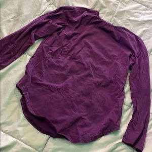 Other - Purple Long Sleeve Shirt